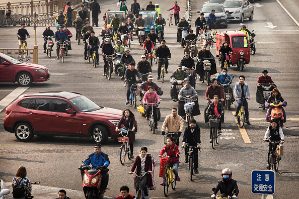 Big Data「Bike Shares Power Beijing's Bicycle Revival」:写真・画像(14)[壁紙.com]