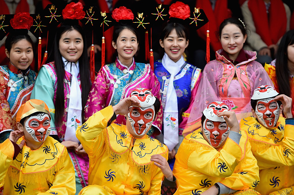 Tradition「Glasgow Celebrates The Chinese New Year For The First Time」:写真・画像(16)[壁紙.com]