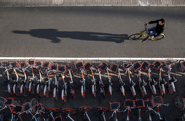 Big Data「Bike Shares Power Beijing's Bicycle Revival」:写真・画像(15)[壁紙.com]