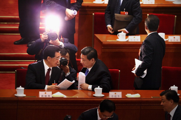 Politician「Opening Ceremony Of The National People's Congress」:写真・画像(18)[壁紙.com]
