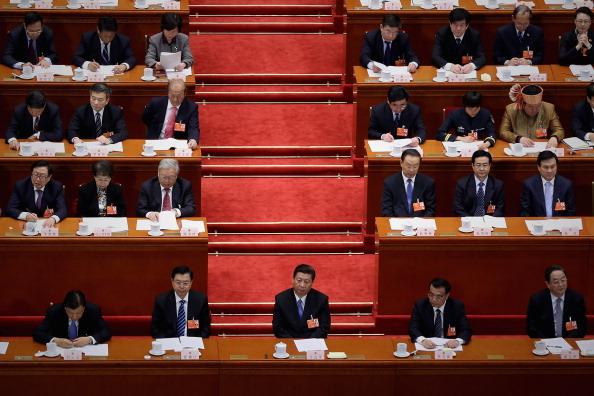 政治「The Third Plenary Session Of The National People's Congress」:写真・画像(7)[壁紙.com]