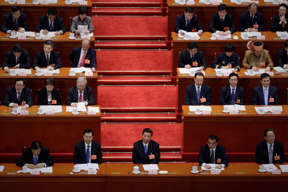Politician「The Third Plenary Session Of The National People's Congress」:写真・画像(8)[壁紙.com]