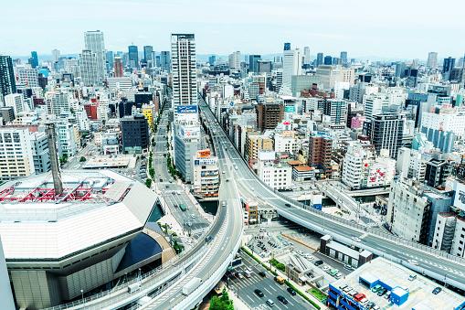 Japan「大阪市(日本)」:スマホ壁紙(4)