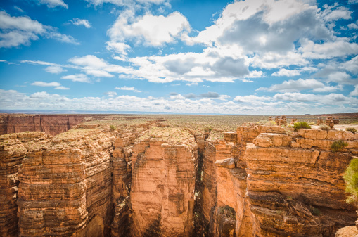 Colorado River「Grand Canyon national park on arizona」:スマホ壁紙(7)