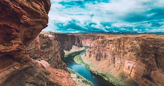 Dramatic Landscape「Grand Canyon National Park」:スマホ壁紙(4)