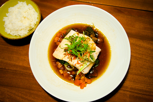 Jasmine Rice「Fish dinner entree」:スマホ壁紙(11)