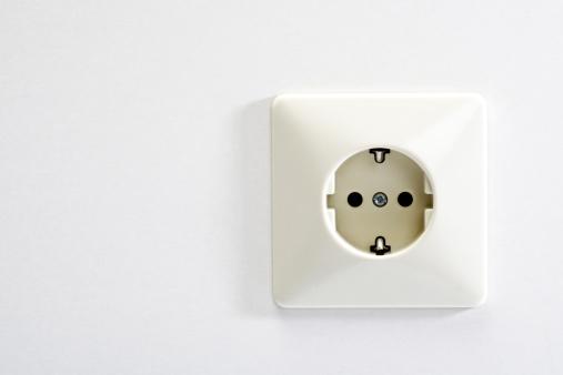 Electrical Outlet「Socket」:スマホ壁紙(9)