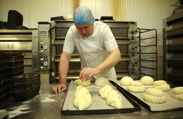 Loaf of Bread「UK In Sixth Week Of Coronavirus Lockdown」:写真・画像(0)[壁紙.com]