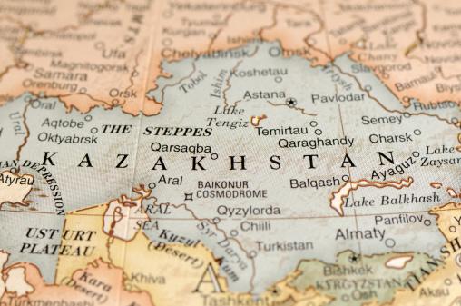 アラル海「カザフスタン」:スマホ壁紙(2)
