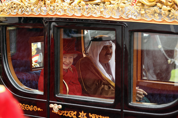 Dan Kitwood「Qatar State Visit To the UK」:写真・画像(1)[壁紙.com]