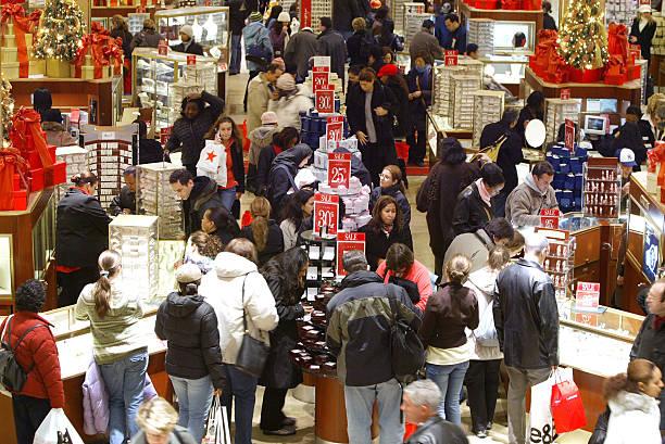 Last Minute Christmas Shopping:ニュース(壁紙.com)