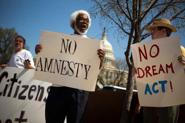 Ice Tea「Anti-Amnesty Groups Rally Against Immigration Reform In DC」:写真・画像(11)[壁紙.com]