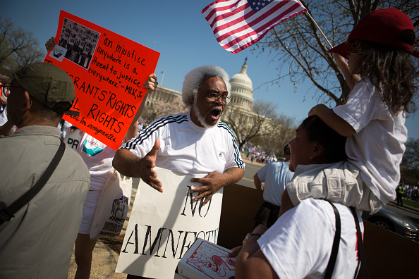 Ice Tea「Anti-Amnesty Groups Rally Against Immigration Reform In DC」:写真・画像(13)[壁紙.com]