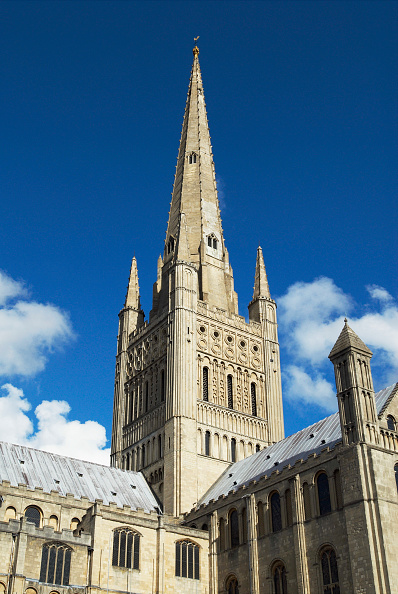 Sunny「Norwich Cathedral's spire, UK」:写真・画像(13)[壁紙.com]