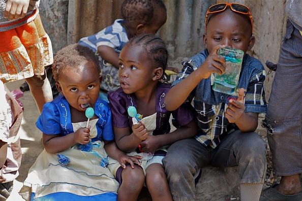 Sweet Food「Mathare Children」:写真・画像(1)[壁紙.com]