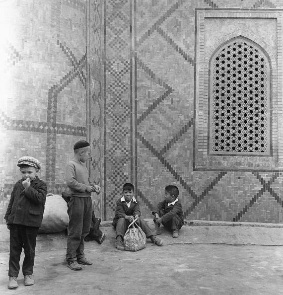 Uzbekistan「Samarqand Children」:写真・画像(8)[壁紙.com]