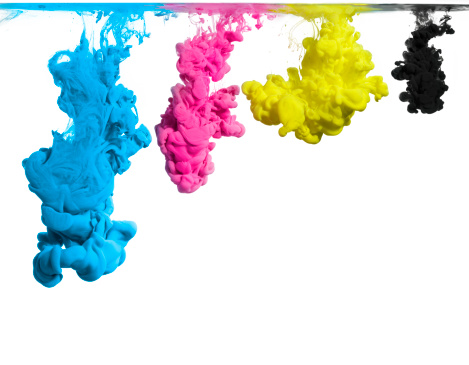 Vitality「Ink in CMYK colors」:スマホ壁紙(10)