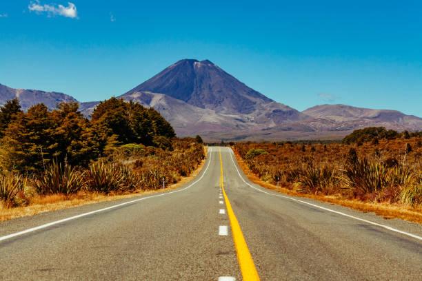Mount Ngauruhoe New Zealand:スマホ壁紙(壁紙.com)