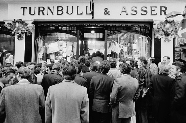 Waiting「Turnbull & Asser」:写真・画像(9)[壁紙.com]