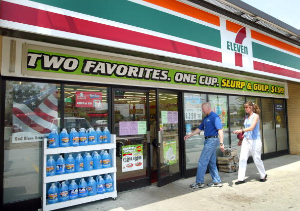 Convenience「7-Eleven Reports Sales Increase」:写真・画像(17)[壁紙.com]