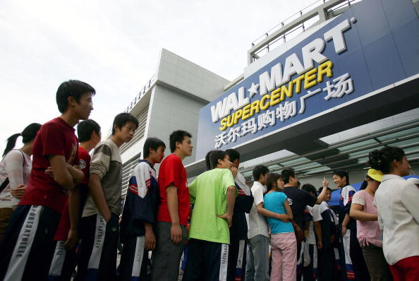 Cancan Chu「Wal-Mart Opened A New Store In Beijing」:写真・画像(6)[壁紙.com]