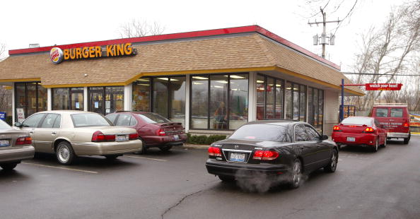 Fast Food「Diageo Agrees To The Sale Of Burger King」:写真・画像(0)[壁紙.com]