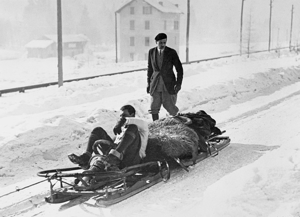 Misfortune「1924 Winter Olympics - Bobsleigh」:写真・画像(18)[壁紙.com]
