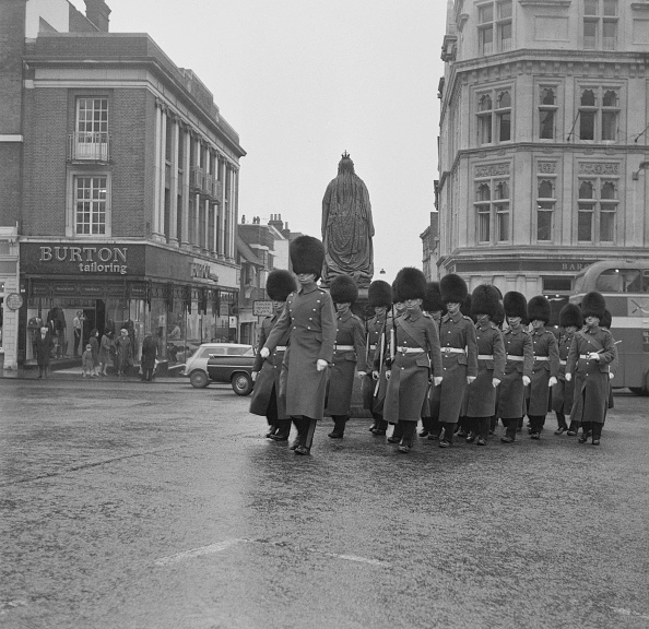 Responsibility「Scots Guards in Winsdor」:写真・画像(2)[壁紙.com]