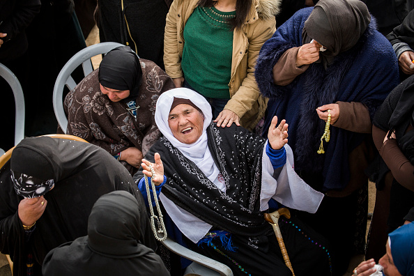 West Bank「Funeral For Palestinian Shot By Israeli Police」:写真・画像(6)[壁紙.com]