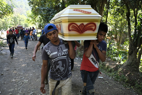 ETA「Aftermath of Tropical Depression Eta in Guatemala」:写真・画像(17)[壁紙.com]