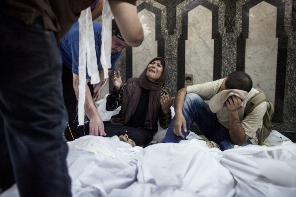 2013「Violence Erupts As Pro Morsi Supporters March On Cairo」:写真・画像(0)[壁紙.com]