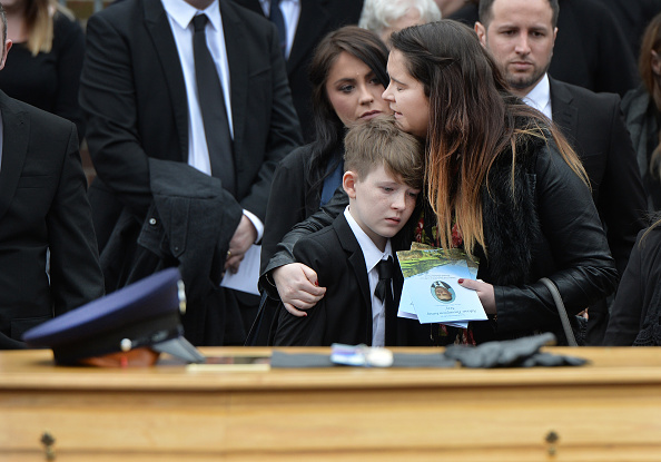 Methodist「Funeral Of Murdered Prison Officer Takes Place In Belfast」:写真・画像(12)[壁紙.com]