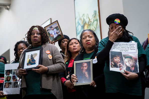 Shooting - Crime「Connecticut Lawmakers Hold A News Conference On Gun Violence Prevention」:写真・画像(18)[壁紙.com]