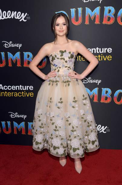 """Premiere Of Disney's """"Dumbo"""" - Arrivals:ニュース(壁紙.com)"""