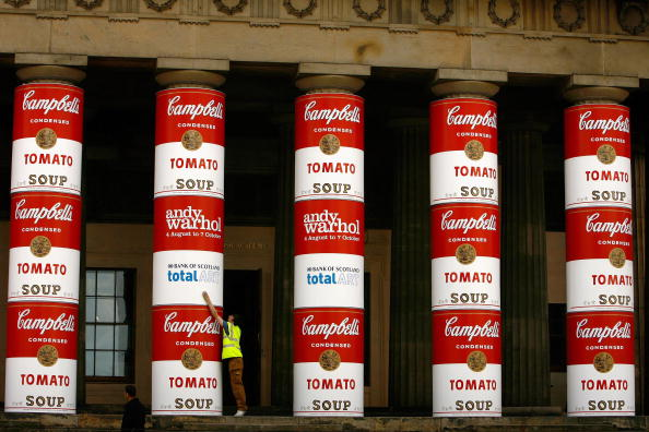 Man Made「Andy Warhol Exhibition Hangs In Scotland's National Gallery」:写真・画像(13)[壁紙.com]