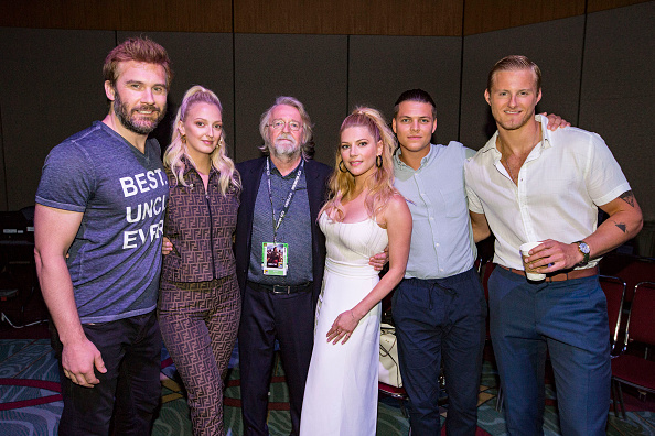 Panel Discussion「Vikings SDCC Panel 2018」:写真・画像(1)[壁紙.com]