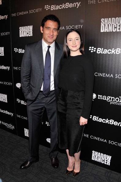 "Stephen Lovekin「The Cinema Society & BlackBerry Host A Screening Of Magnolia Pictures' ""Shadow Dancer"" - Arrivals」:写真・画像(4)[壁紙.com]"