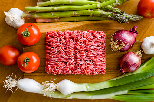 Garlic Clove「Healthy Organic Ground Beef and Veggies」:スマホ壁紙(11)