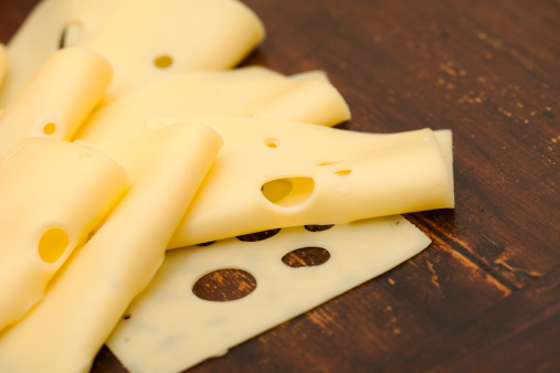 Emmental Cheese「sliced cheese」:スマホ壁紙(13)