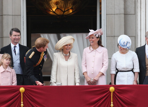 Lady Louise Windsor「The Queen's Birthday Parade: Trooping the Colour」:写真・画像(9)[壁紙.com]