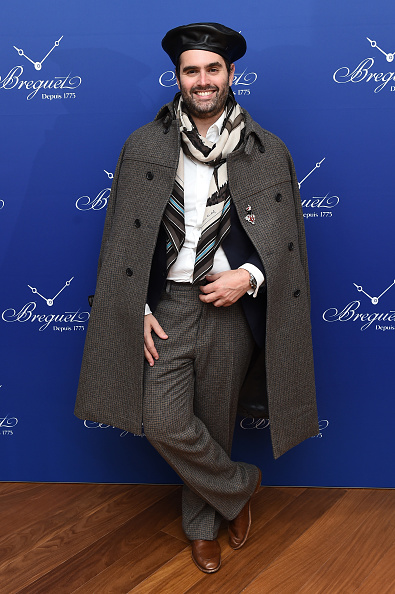 Beret「Breguet Debuts New Boutique On Fifth Avenue, New York」:写真・画像(11)[壁紙.com]