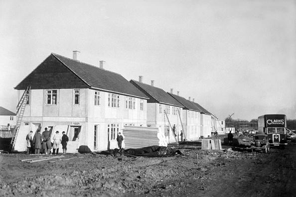 Suburb「Housing Site」:写真・画像(6)[壁紙.com]