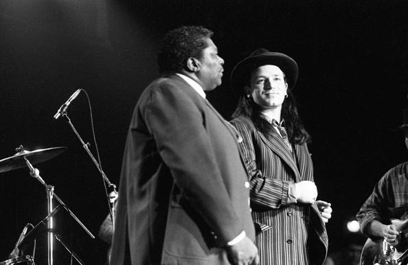 1989「B.B. King and Bono」:写真・画像(11)[壁紙.com]