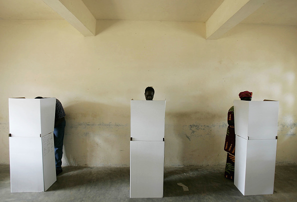 Simplicity「Liberians Vote in Landmark Elections」:写真・画像(14)[壁紙.com]