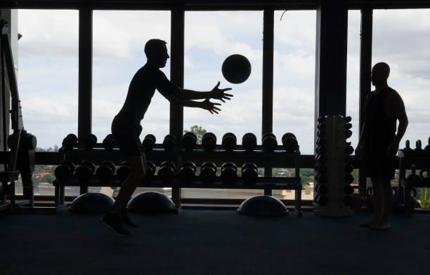 Gym「Hugh Bowman In Training」:写真・画像(5)[壁紙.com]