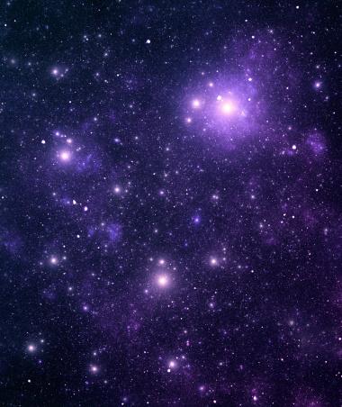 星空「スペースの星」:スマホ壁紙(10)