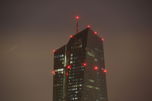 Frankfurt - Main「European Central Bank And Frankfurt Financial District」:写真・画像(17)[壁紙.com]