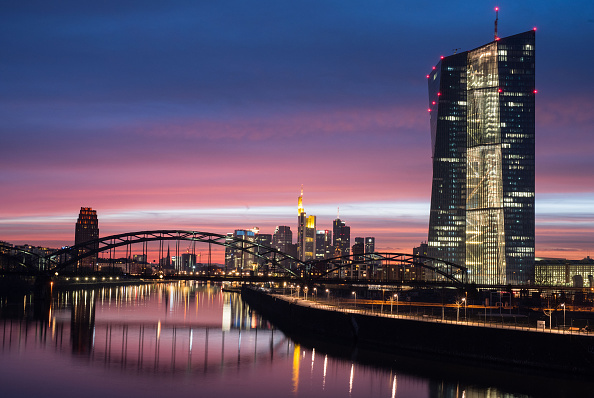 Frankfurt - Main「ECB To Inaugurate New Headquarters」:写真・画像(2)[壁紙.com]
