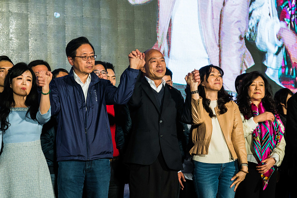 Billy H.C「Tsai Ing-wen Campaign as Taiwan Election Approaches」:写真・画像(8)[壁紙.com]