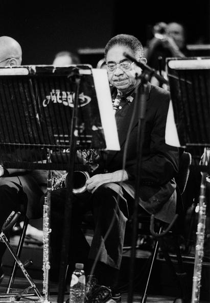 Saxophonist「Frank Wess」:写真・画像(9)[壁紙.com]